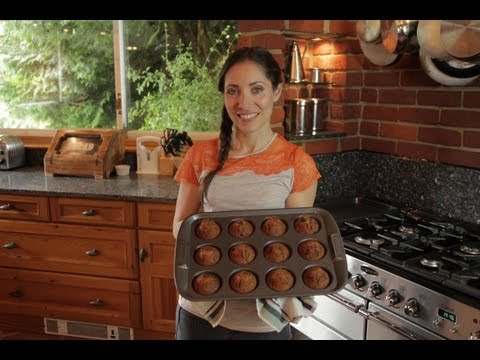 How to make healthy raisin bran muffins!
