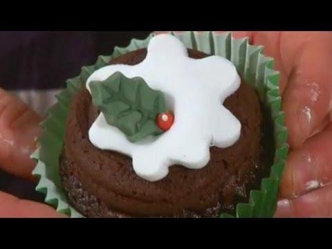 Delicious Christmas Cupcakes Recipe