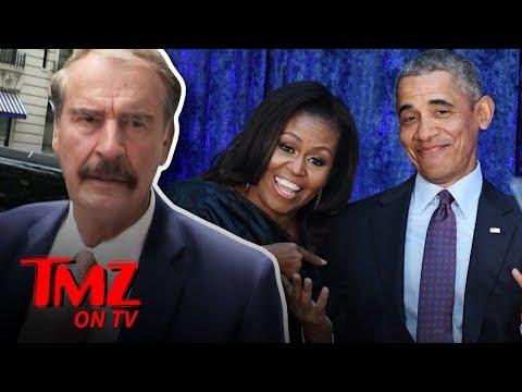 Forget Netflix, Obama, The World Needs You! | TMZ TV