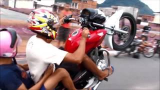 ANDRÉ E PINICO - acabando com a vida das motoca !! .. @dylansartoori