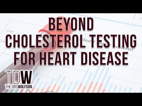Beyond Cholesterol Testing for Heart Disease