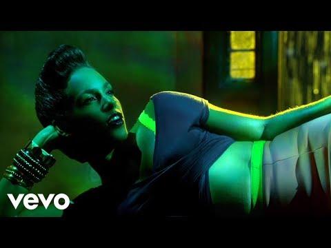 Alicia Keys - Girl On Fire (Official Music Video) (Inferno Remix) ft. Nicki Minaj