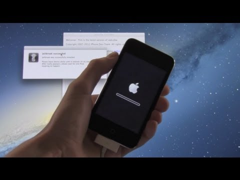 NEW Jailbreak 5.1.1 Untethered iPhone 4S,4,3Gs,iPad 3,2 & iPod Touch