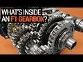 What39s Inside An F1 Gearbox amp How It Works