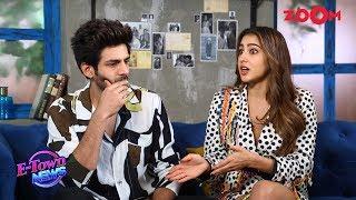 Kartik Aaryan & Sara Ali Khan go SPEECHLESS about their dating rumors   Promo   11th Feb, 6 pm