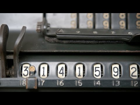 The Easiest Way to Calculate Pi