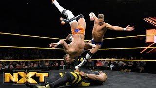 Street Profits vs. TM61: WWE NXT, May 2, 2018