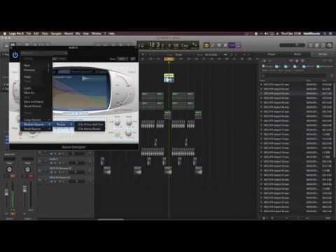 Logic Pro X Tutorial - Creating a Big room Tune like Martin Garrix