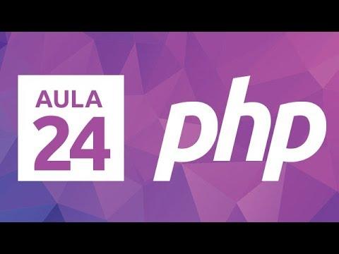 Curso de PHP 7 - Aula 24 - Operadores de Comparação