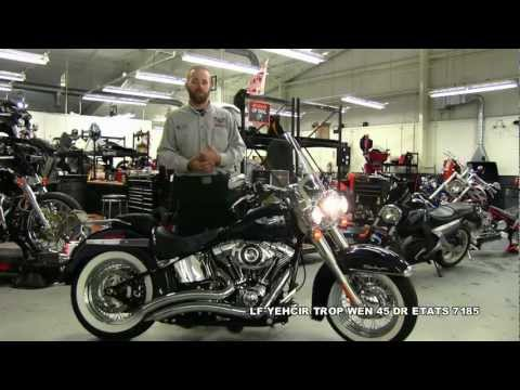 Pre-Ride Inspection for your Harley-Davidson Motorcycle