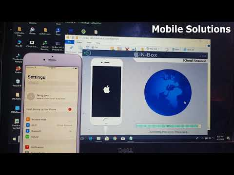 Mobile Solutions - How To Delete iCloud Account On iPhone Working 100%
