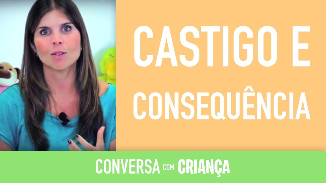 Castigo e Consequência - Punishment and Consequence English Sub. Psicóloga Daniella Freixo de Faria