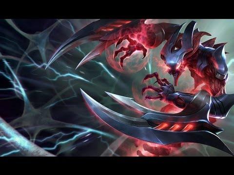 League of Legends - Team Battle Nocturne 4 (voiced)