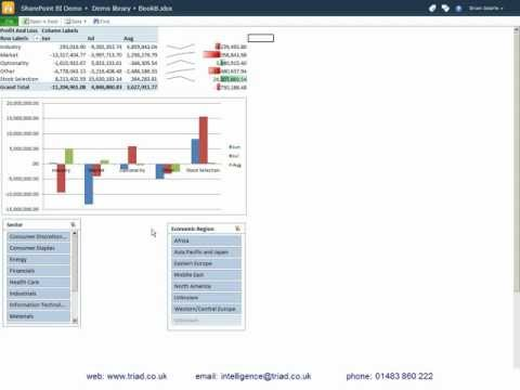 Excel Services and SharePoint 2010