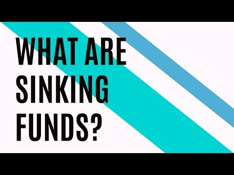 Let's Talk MONEY! Changing My Sinking Funds