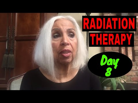 Radiation Therapy - Day Eight