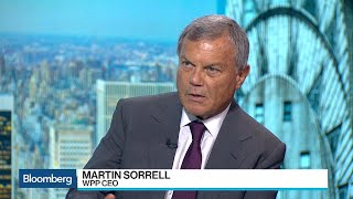 WPP CEO Says Brexit Uncertainty Is Difficult for Business