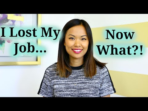 I Lost My Job...Now What?
