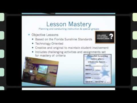 Classroom Management Vision Plan