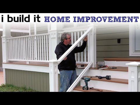 How To Make Porch Railings