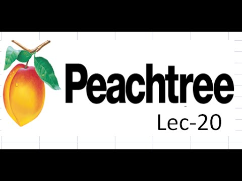 Peachtree Accounting Tutorials ( construction Cost code and phases and estimated cost and phases)