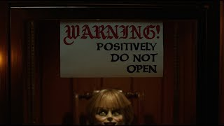 Download ANNABELLE COMES HOME - Official Trailer Video