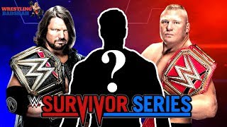 Huge WWE Superstar could interfere in BROCK LESNAR vs AJ STYLES match!!!