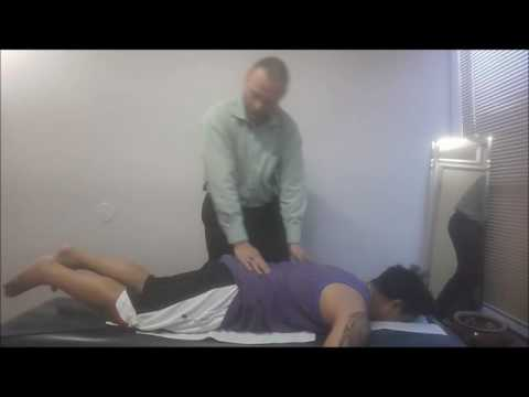 LOWER BACK PAIN AND SHOULDER PAIN AFTER COMCAST INJURY RELATED INJURY