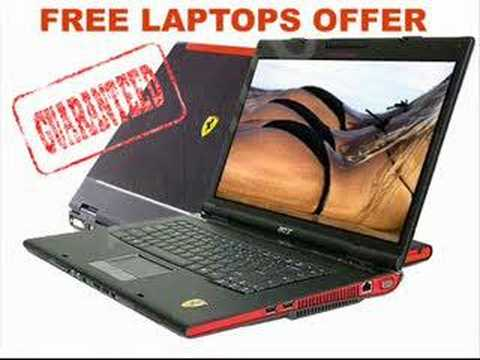 Want to Own a Laptop? Watch this Video and Get Free Laptop