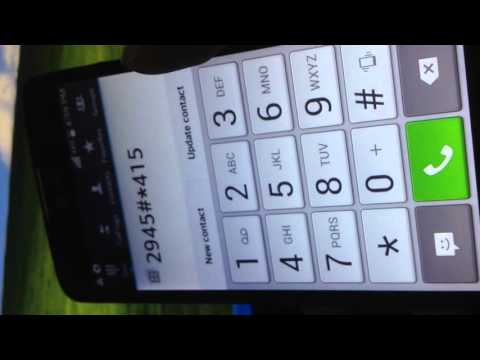 How To Sim Unlock LG D415 (T-Mobile USA)