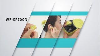 Wireless Noise Canceling Stereo Headset WF-SP700N
