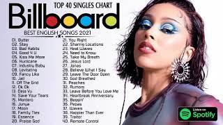Billboard Hot 100 Top 40 Songs This Week (September 2021) - New Popular Song - Top Singles This Week