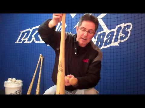Finding The Sweet Spot On A Wood Bat