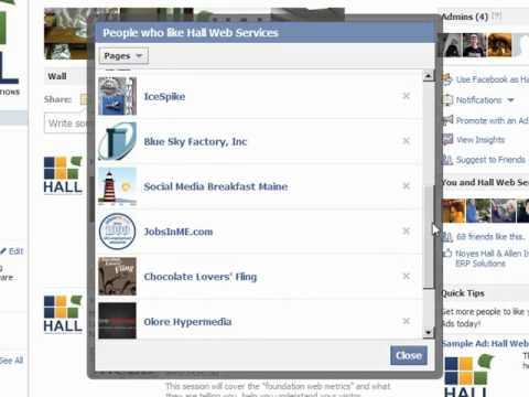 How to See What Facebook Pages Have Liked Your Facebook Business Page