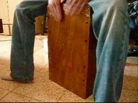 How to build a strings cajon