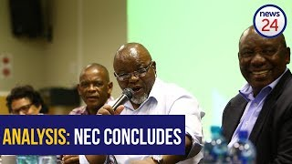 LIVE ANALYSIS: NEC concludes, Zuma's fate sealed