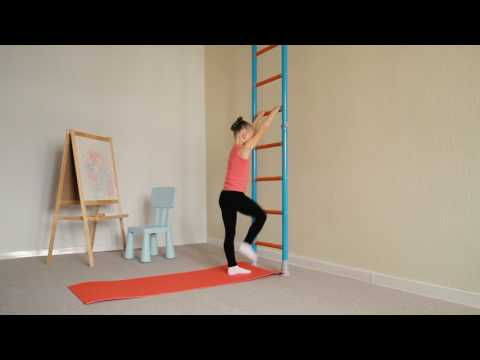 Arch-Building exercises for flat feet