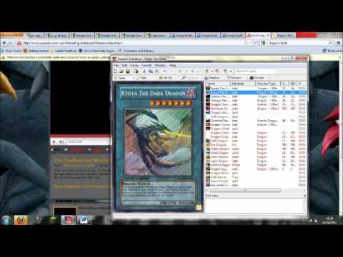 Trading Card Maker Program