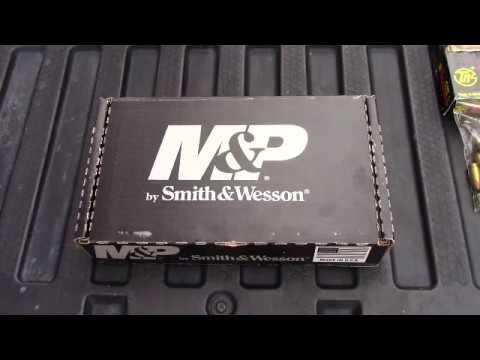 Smith & Wesson M&P 45 Shield