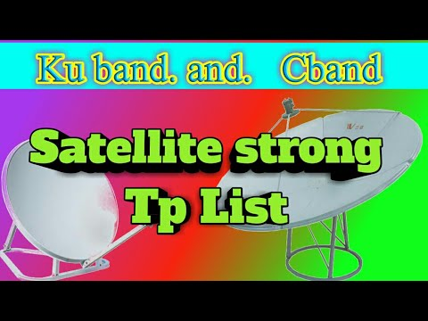 Strong tp list 2019, strong tp list, all satellite strong tp