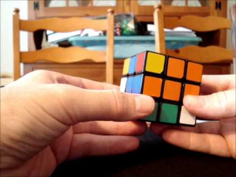 Solve Rubik's Cube without memorization - Part 9 - Difficult 3-corner situations #2