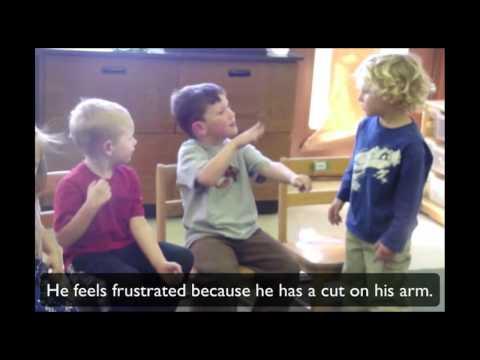 Pragmatic Language Using ASL in Early Childhood Education - CSD