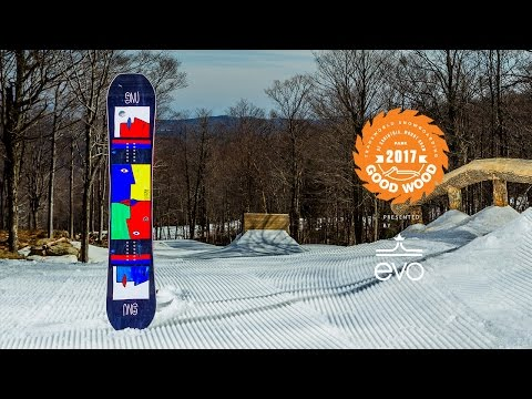 Best Snowboards of 2016-2017: Gnu Headspace  - Good Wood Snowboard Reviews