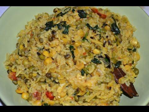 Mixed Lentil Khichdi (Joga Khichuri)