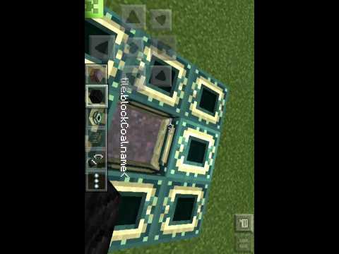 Minecraft pe 0.9.5 REAL way to spawn HEROBRINE!!