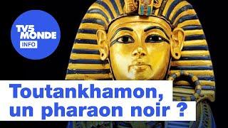 Toutankhamon était-il un pharaon noir aux cheveux crépus ?