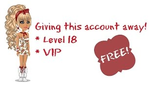 Msp vip account giveaways