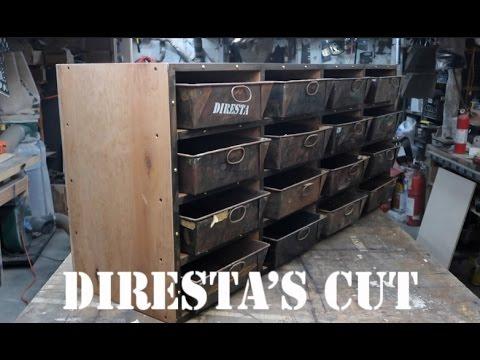 DiResta's Cut: Bin Cabinet