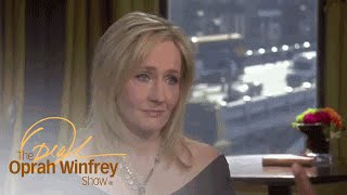 """J.K. Rowling on Her Goodbye to Harry Potter: """"It Was a Bereavement"""" 