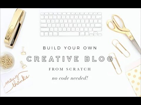 Create Your Own Blog from Scratch - Part 2 (set up WordPress)